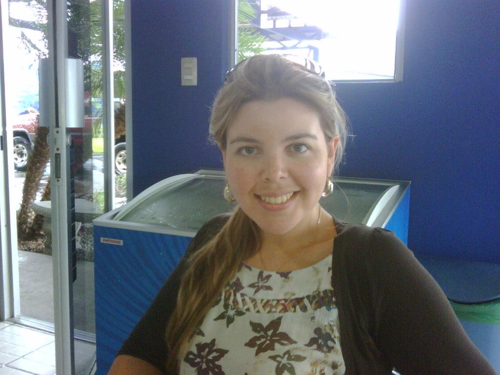 Rebeca from San Jose