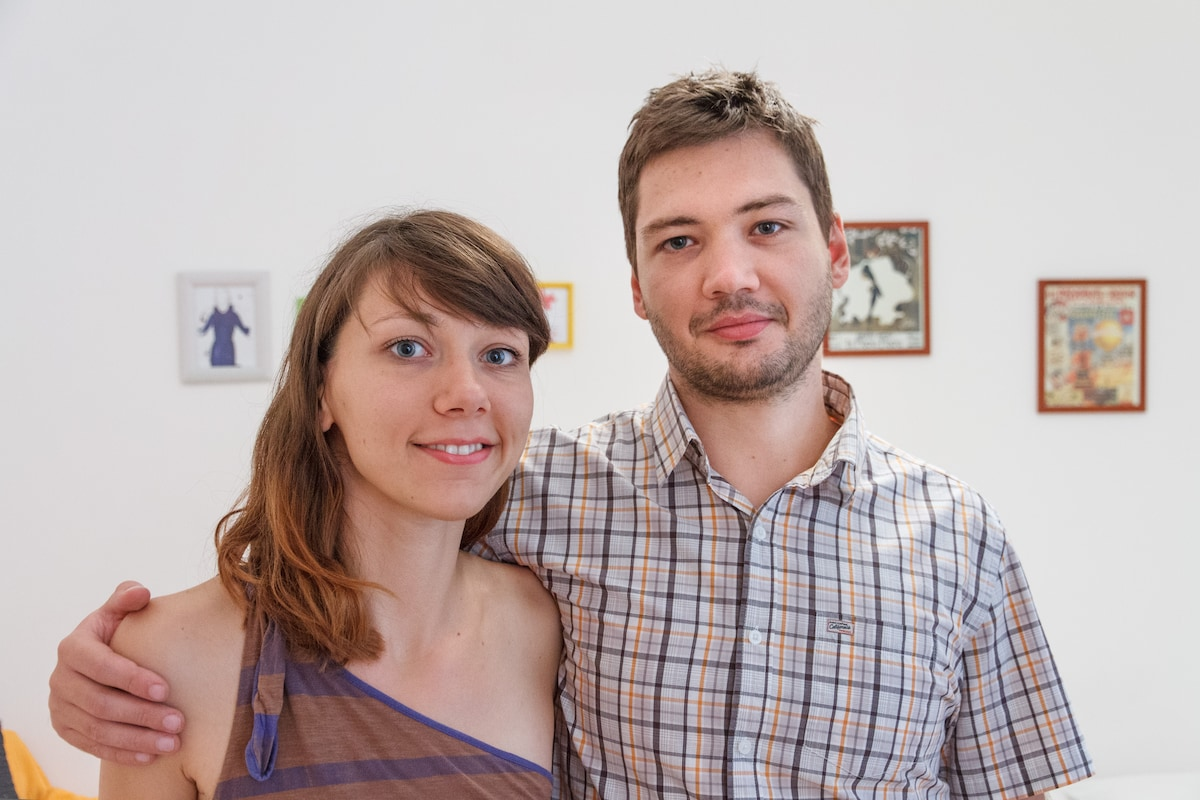 Marija & Marko From Belgrade, Serbia