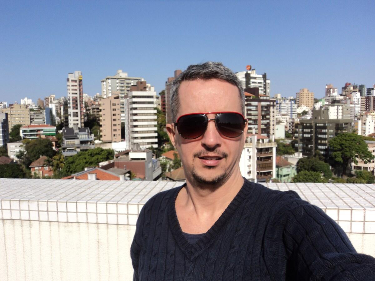 Luiz from Rio de Janeiro