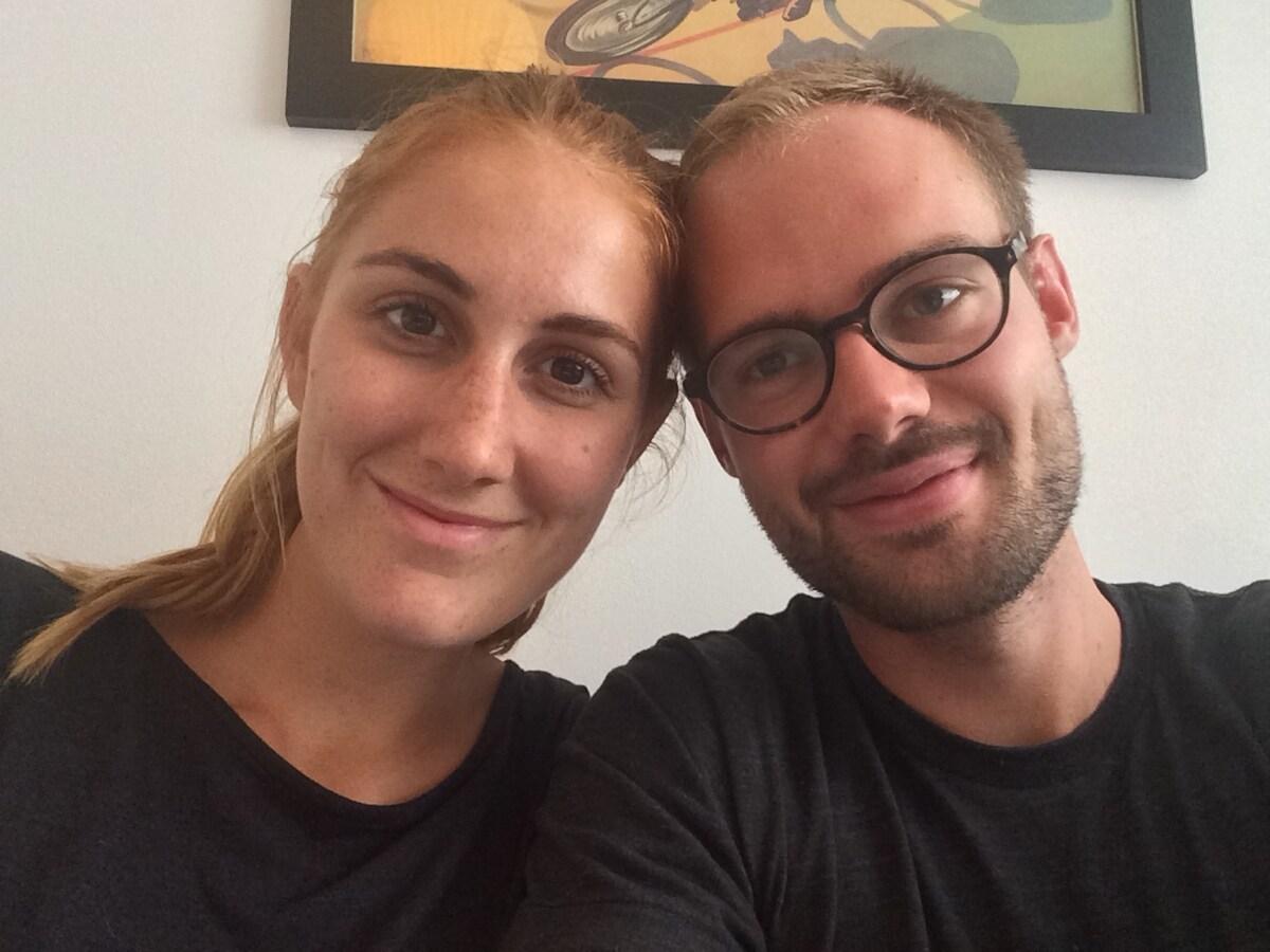 Emilie And Magnus From Copenhagen, Denmark