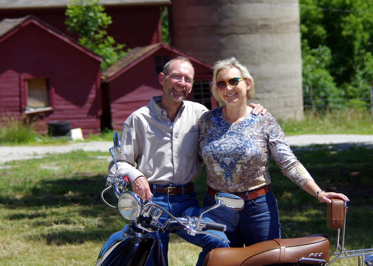 Frank & Lisa from Kansas City