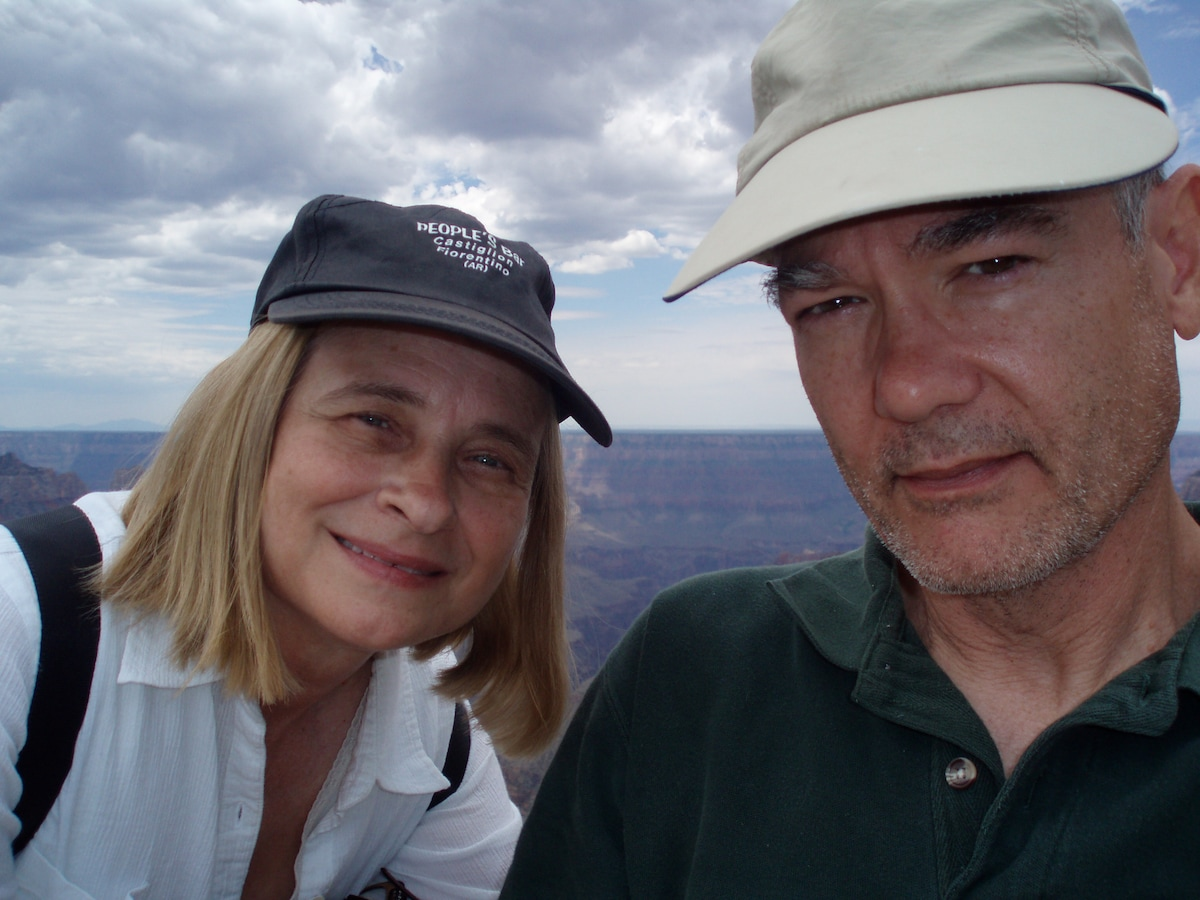 We are Patrick and Catherine from Austin, Texas,
