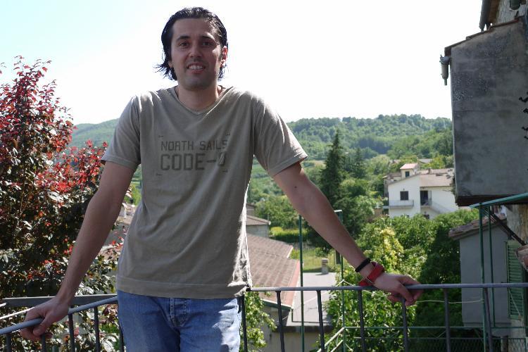 Francesco from Roccastrada