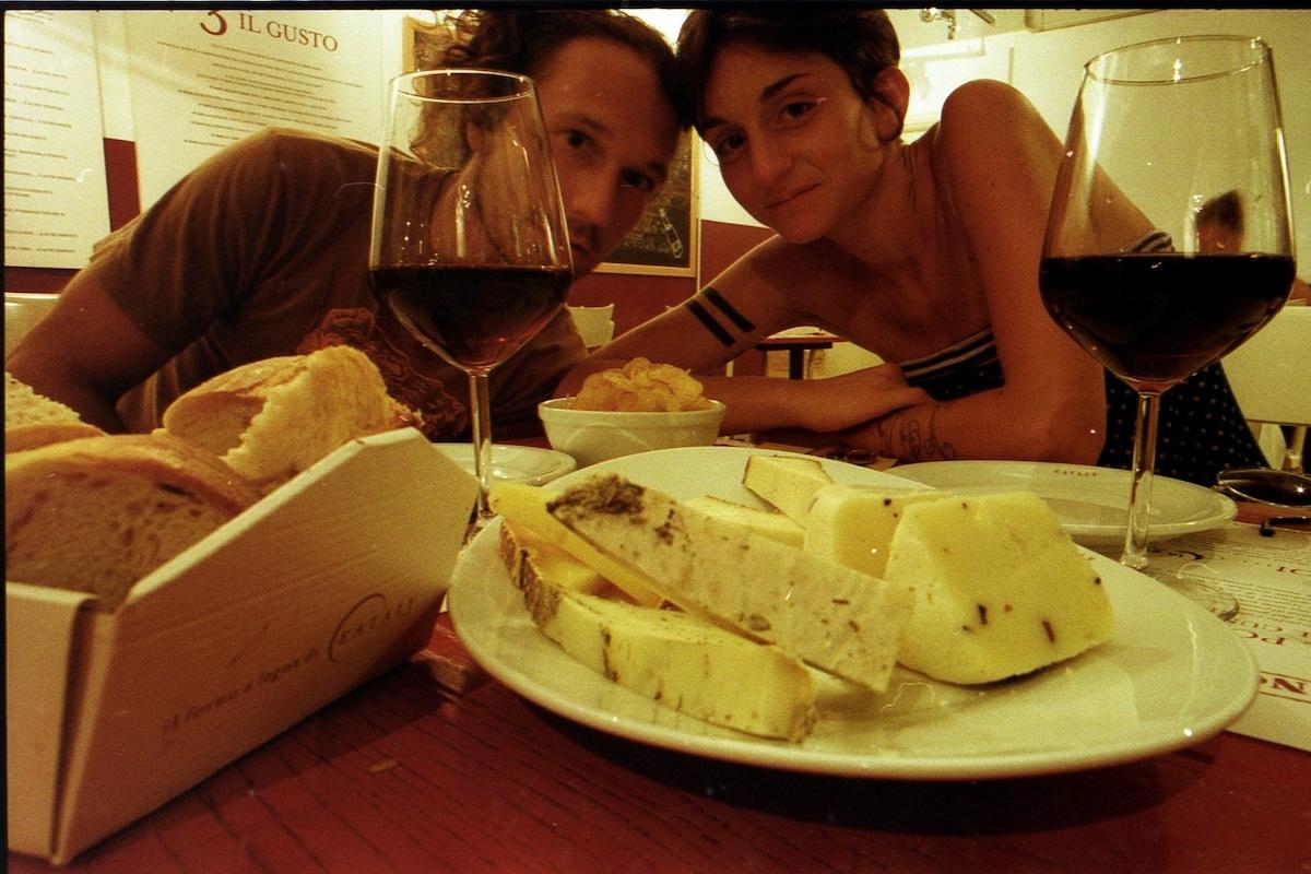 Erica E Daniele From Livorno, Italy