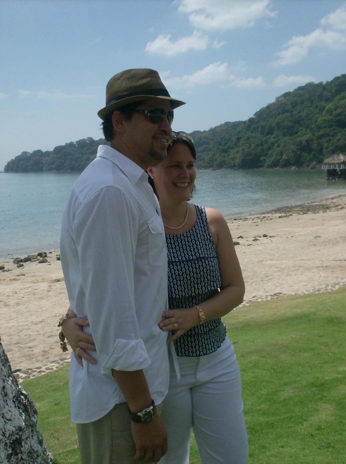 Patty & Rudy from Capira