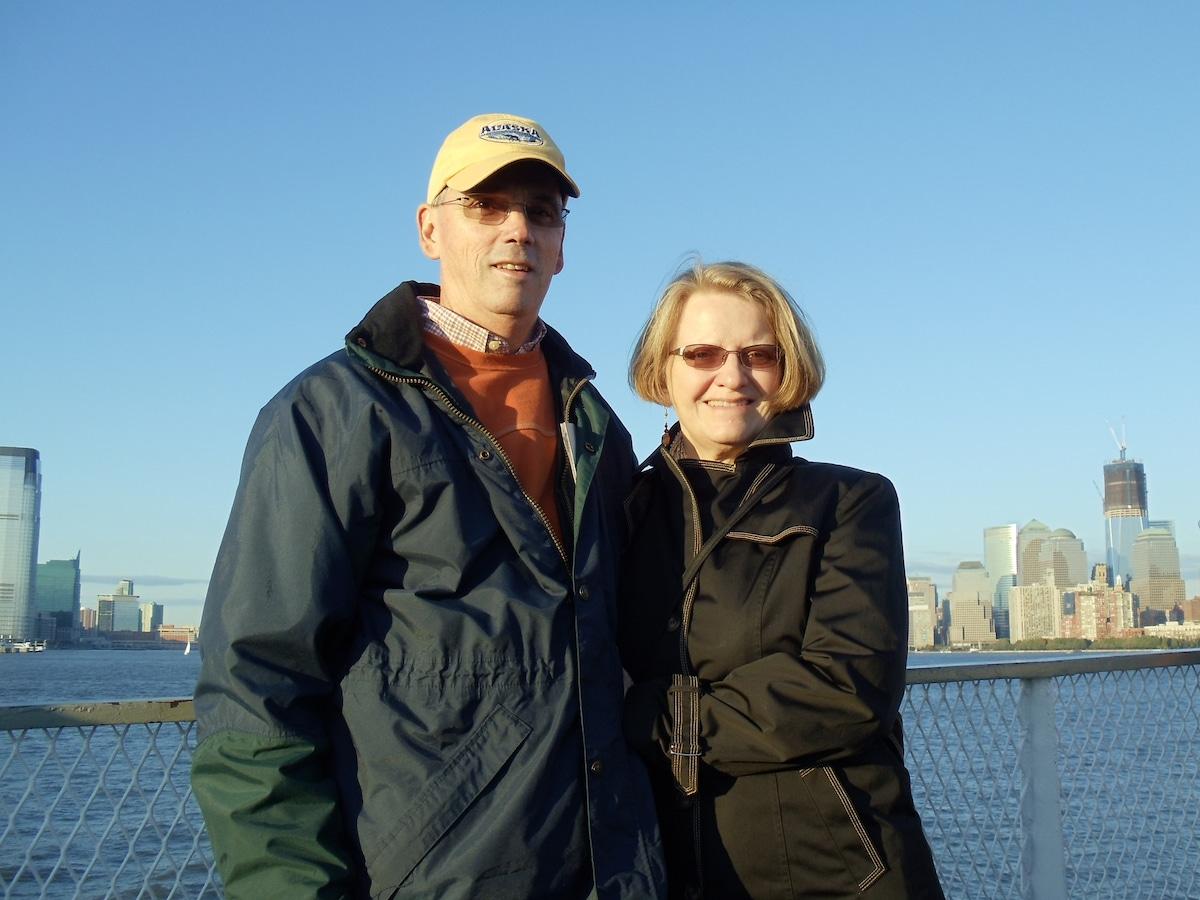 Jim & Nancy
