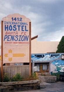 Santa Fe International Hostel from Santa Fe