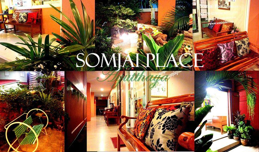 Somjai From Phra Nakhon Si Ayutthaya, Thailand