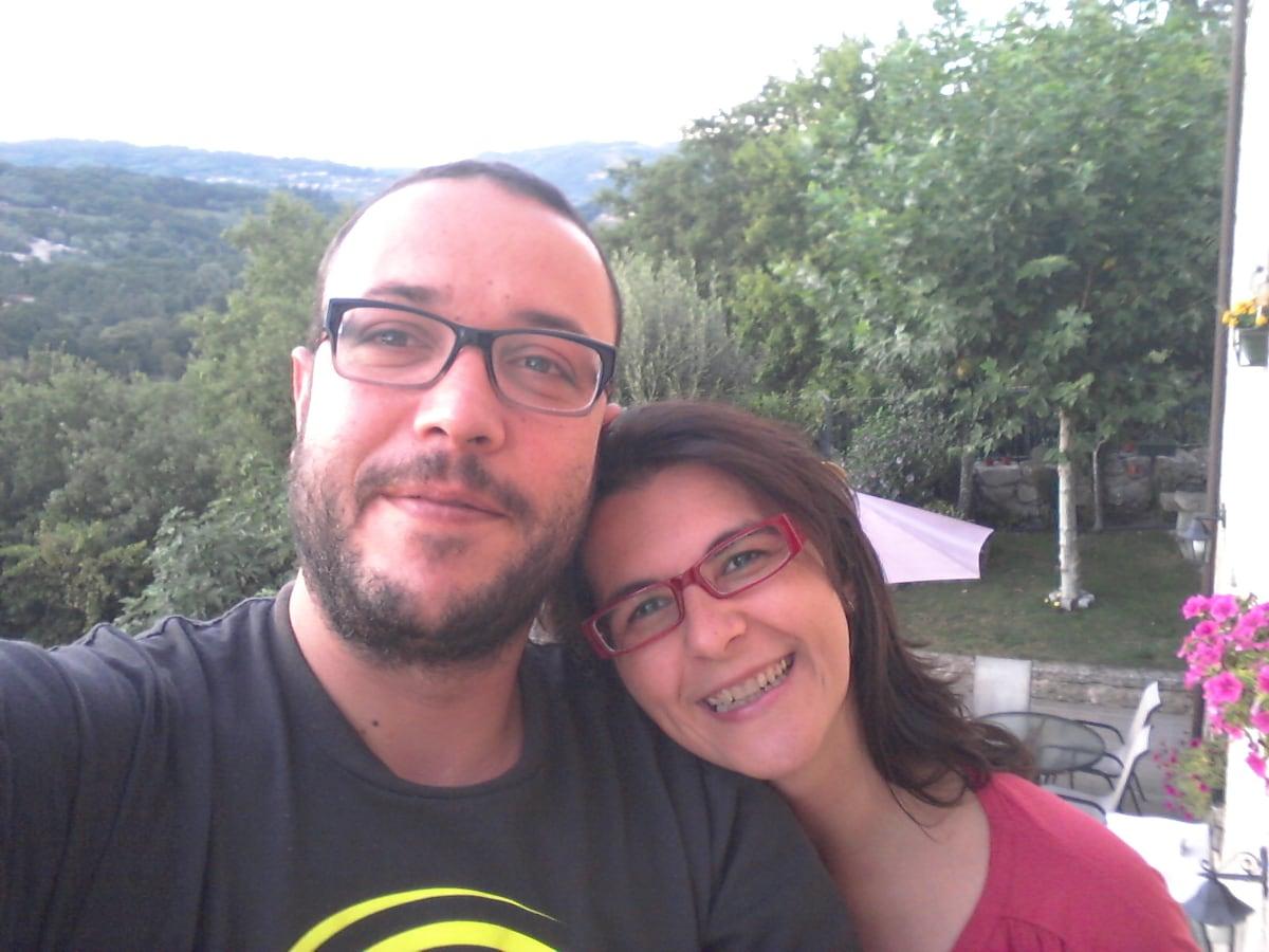 Joan & Marta from Barcelona