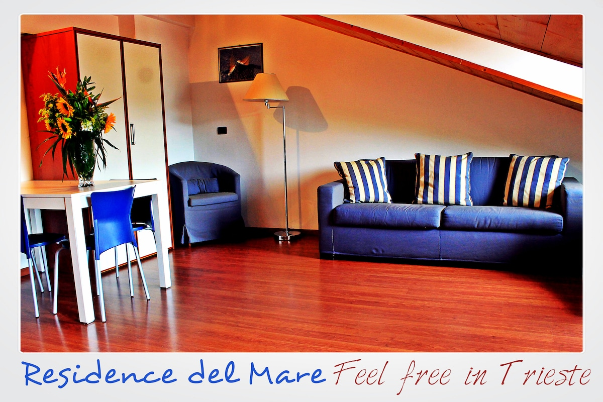 Residence Del Mare from Trieste