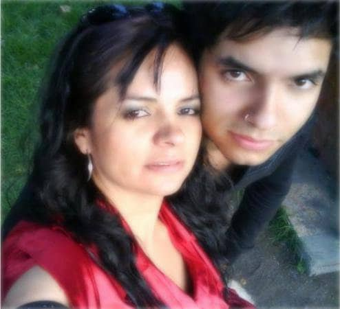 Johan / Lidia From Bogota, Colombia