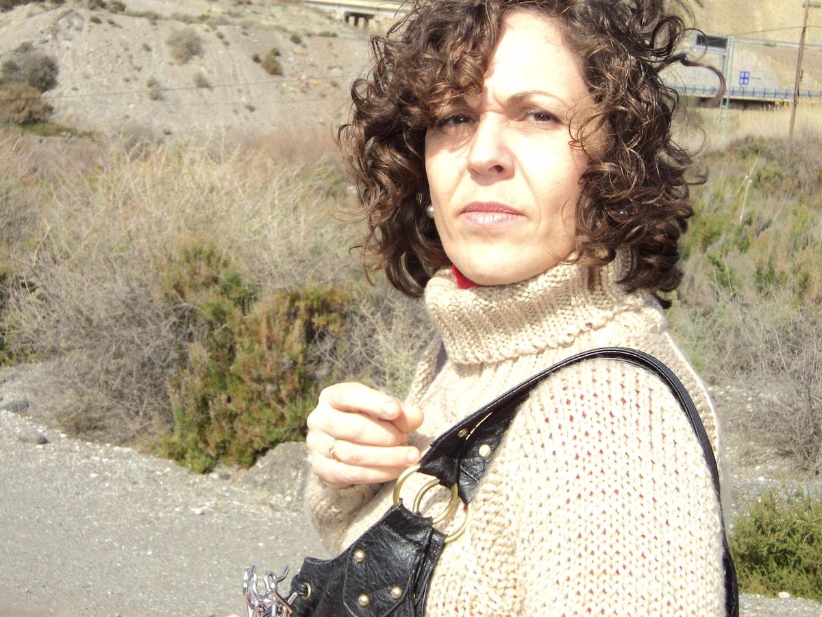 Dolores from Almería
