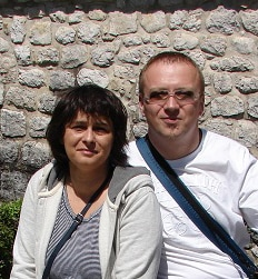 Lidia And Daniel from Orašac