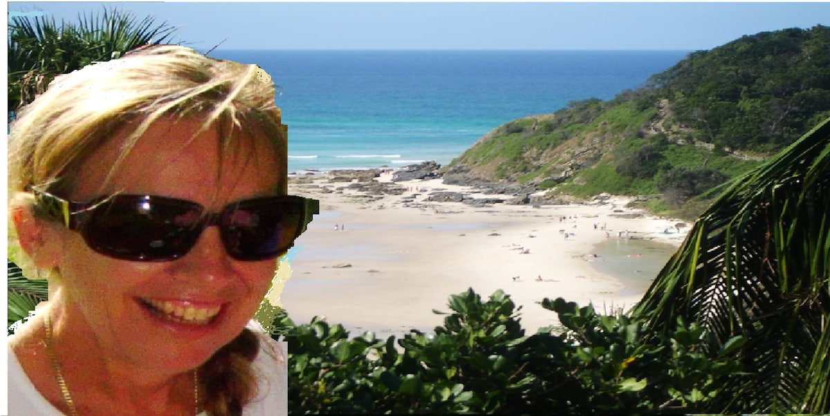 Louise from Byron Bay