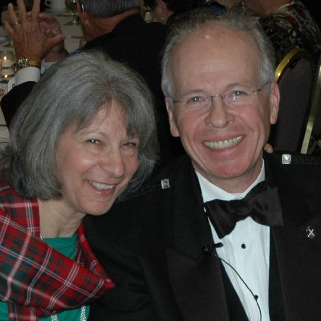 Rosemarie And Doug from Roseville