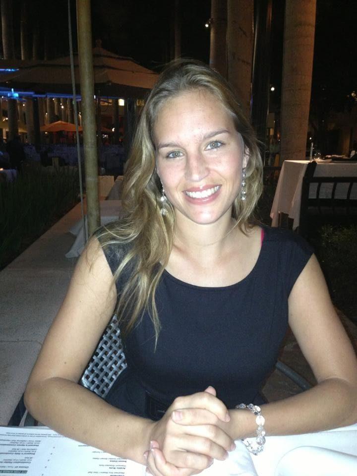 Maria Magdalena from Miami