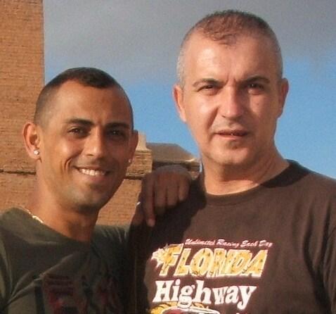 Rudy & David from Cádiz
