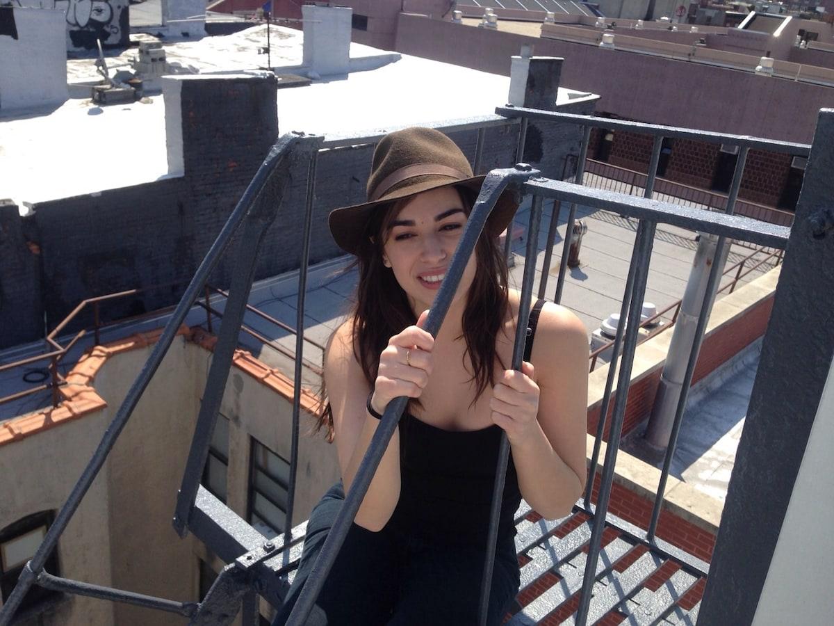 Camila from New York