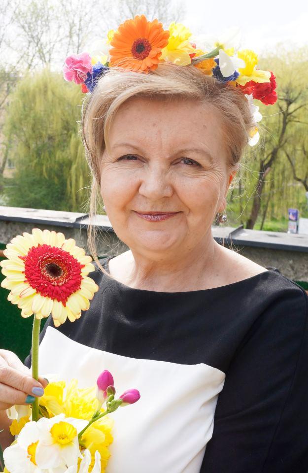 Lucyna From Kraków, Poland