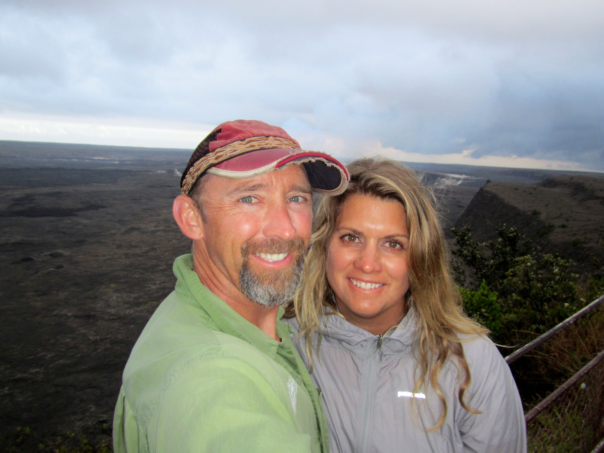 Heather & Andrew from Ridgway