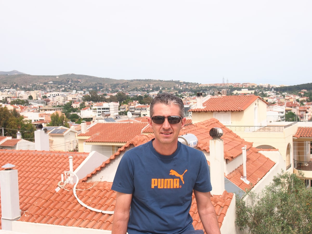 Alexandros From Greece