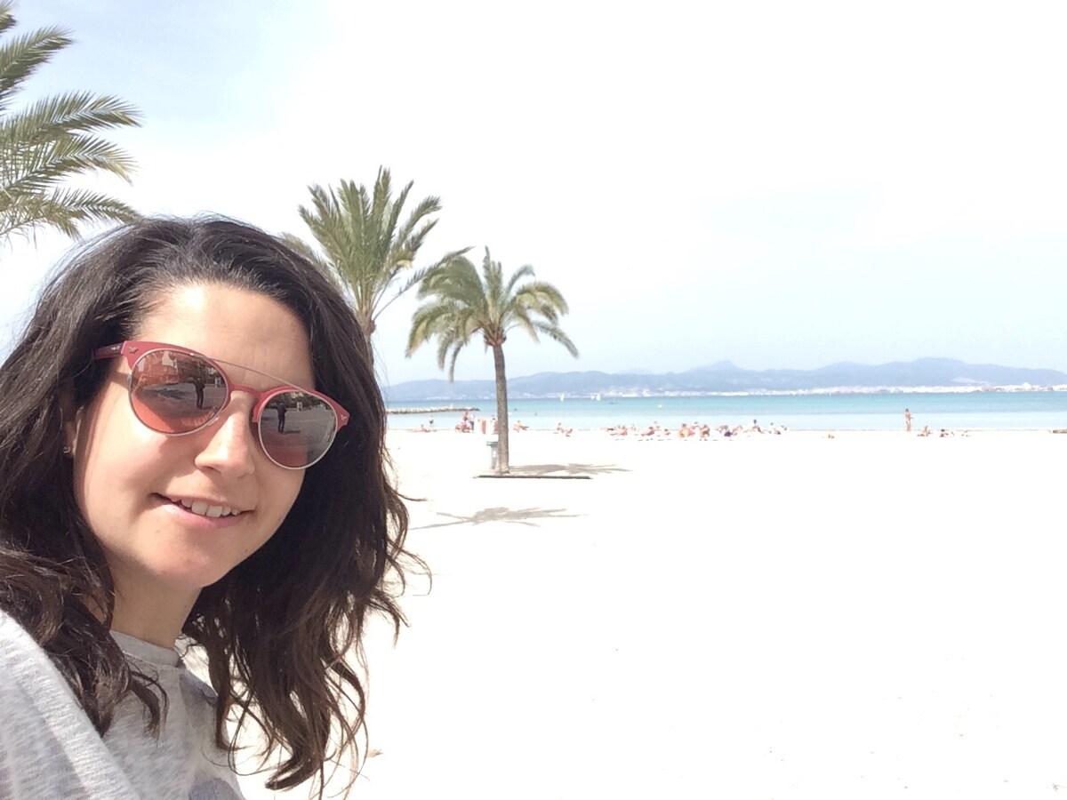 Marta From Palma, Spain