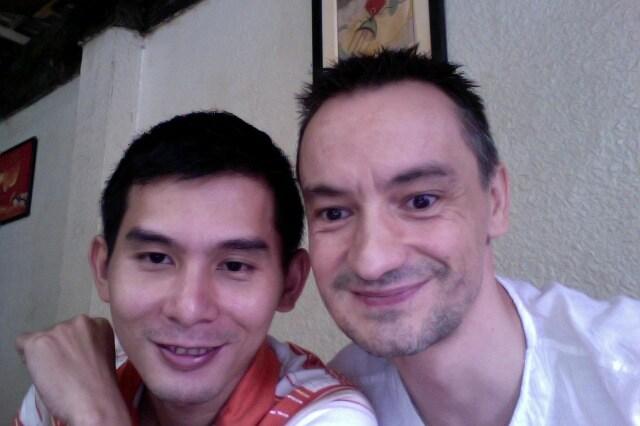 Jean-Philippe & Xuong From Geneva, Switzerland