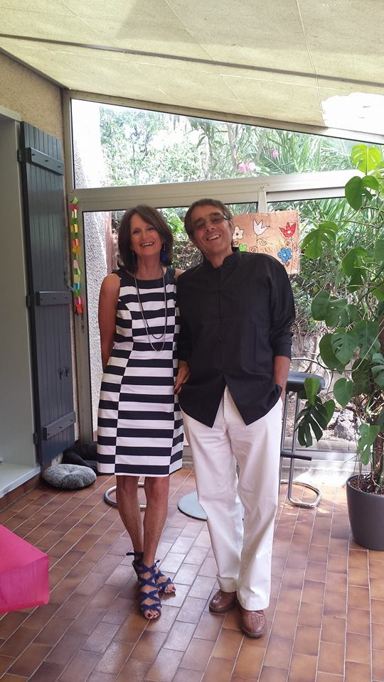 Susan Et Christian From Fitou, France