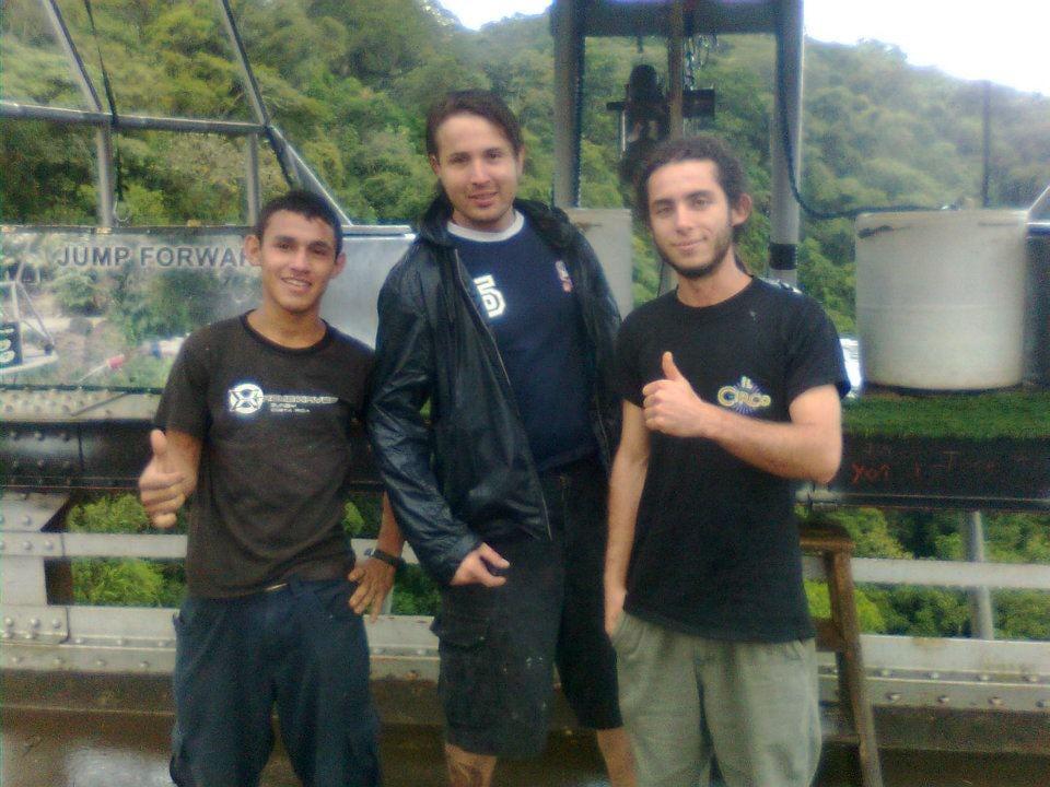 Cristian From Grecia, Costa Rica