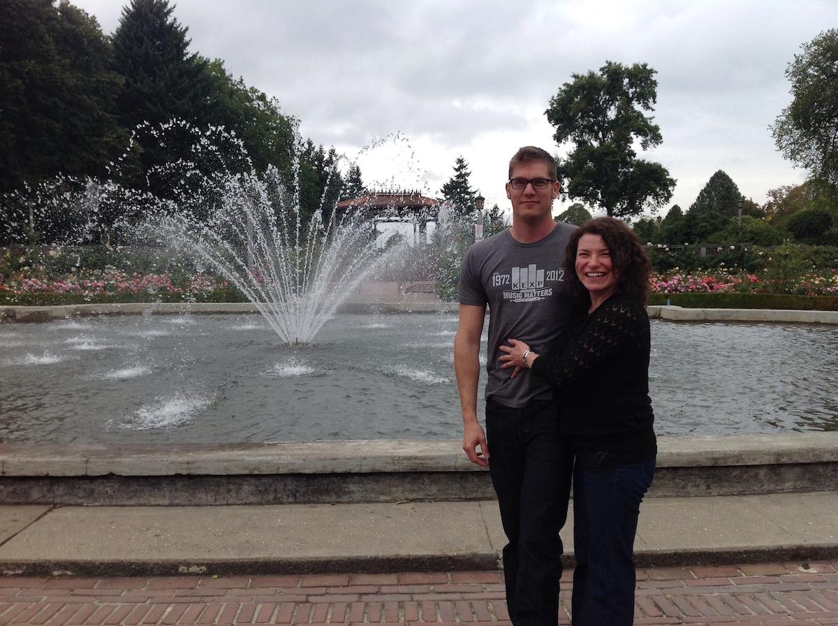Aaron & Tara from Tacoma