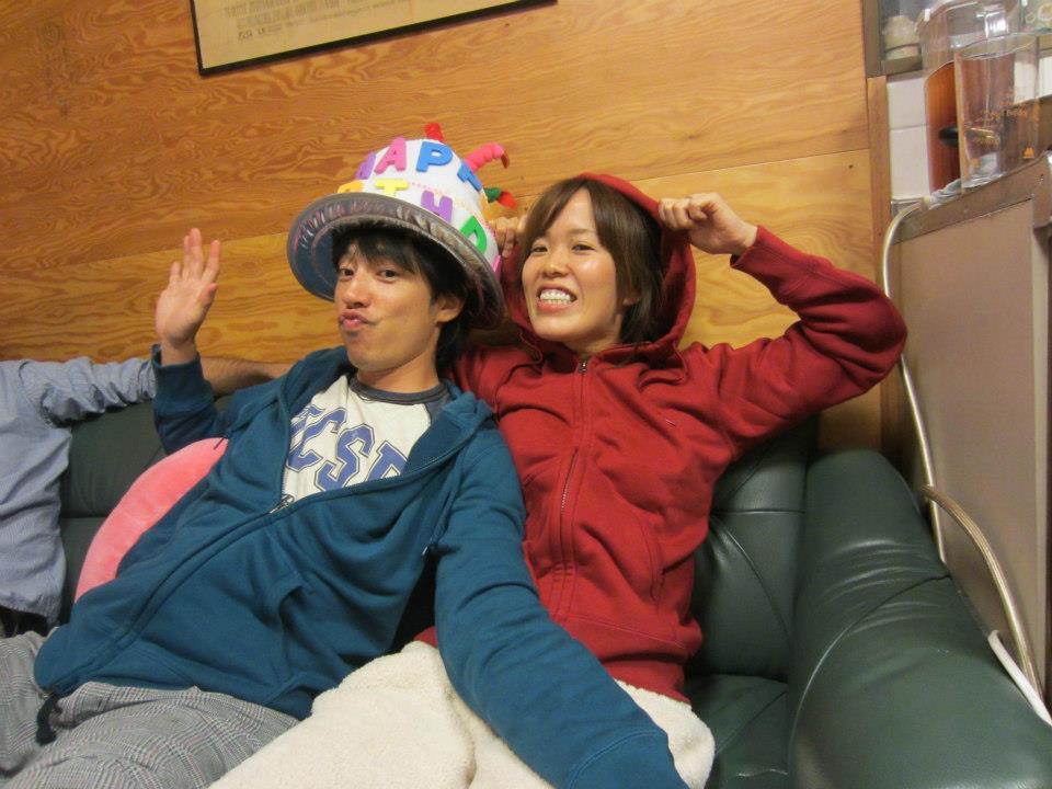 Koji,Nami,Mr.T from Katsushika