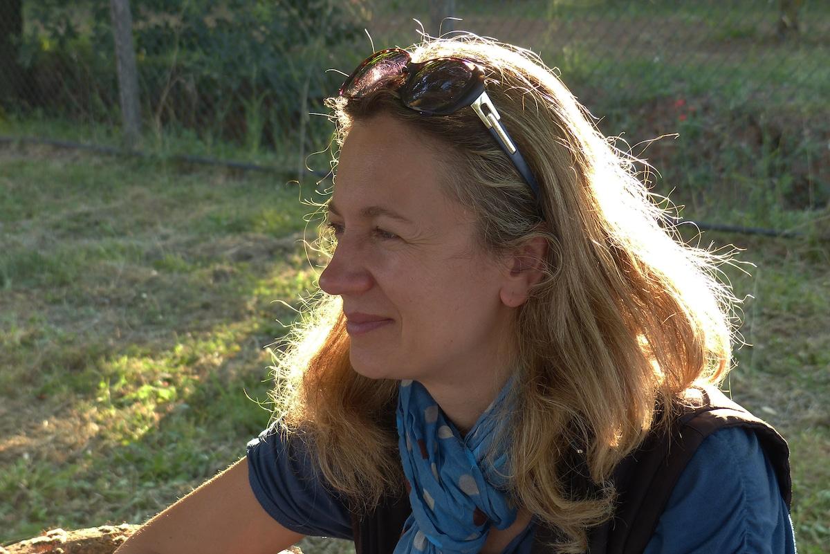 Małgorzata from Otricoli