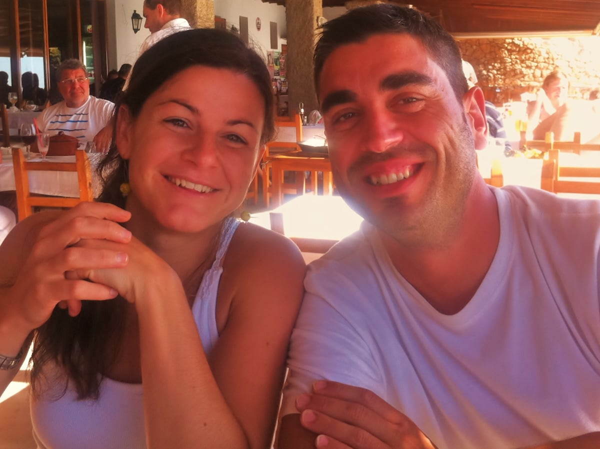 Ivan Y Victoria From Palma, Spain