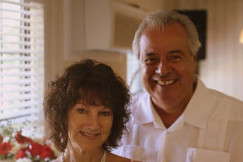 Robert And Diane from Huntington Beach