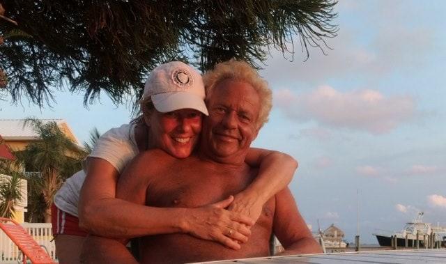 Hallo wir sind Manfred und Regula Holzhauer, unse