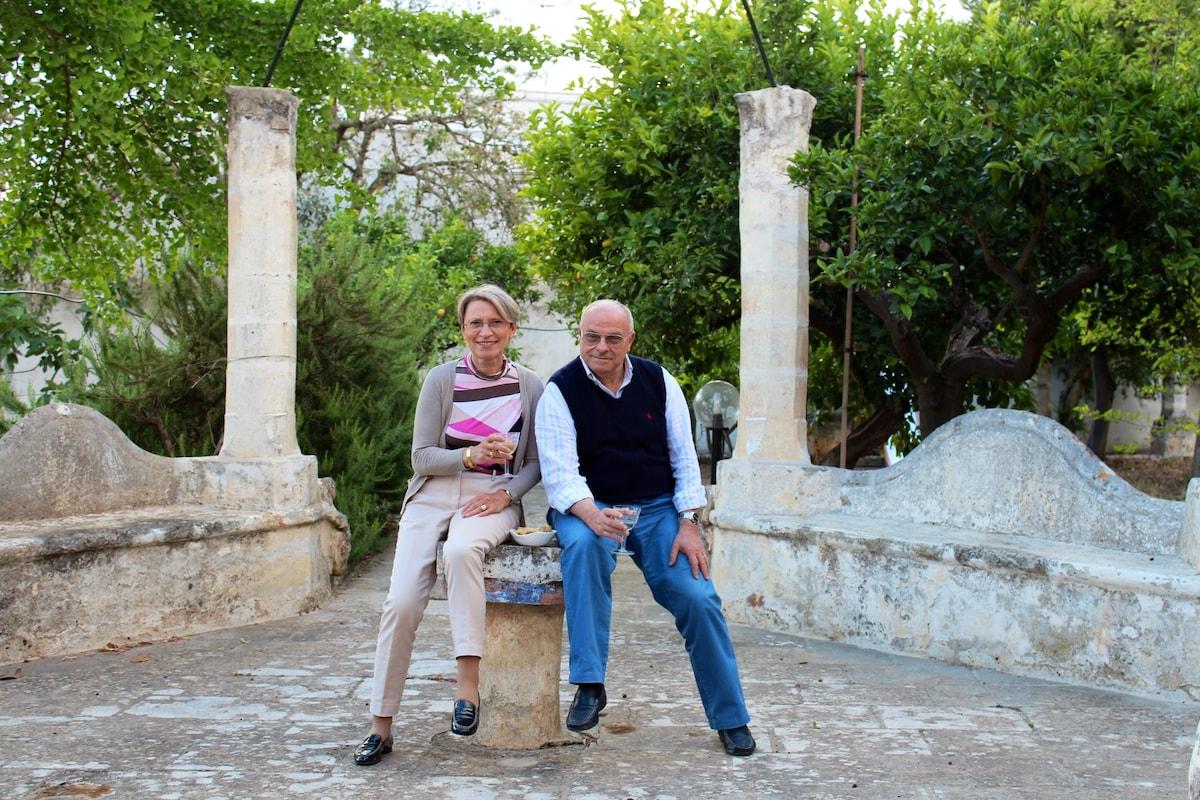Antonio & Piermaria From Italy