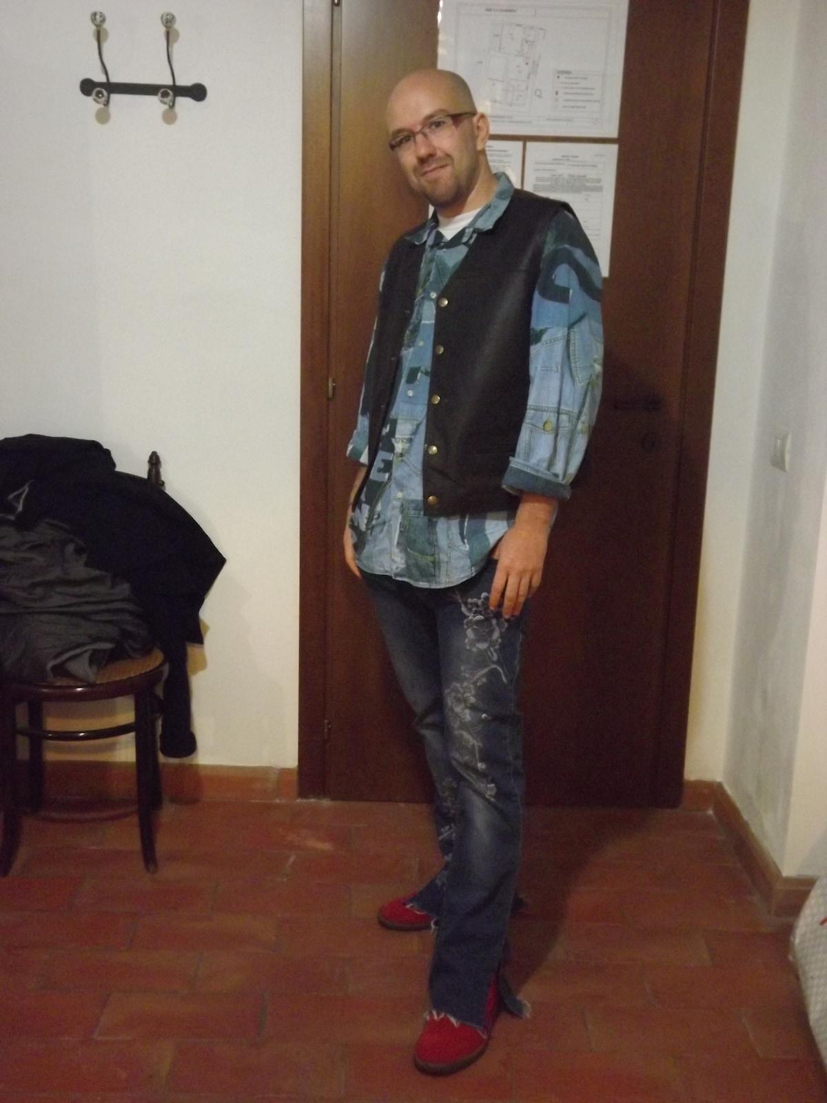 Alex from Prato