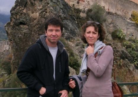 Christine & Emmanuel from Sainte-Terre