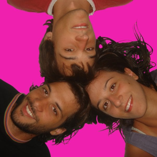 We are Katerina, Dimitris and Alexandros! We are s