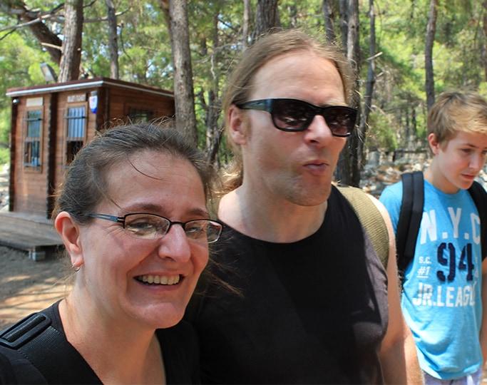 Sandrine & Jörg from Saarbrücken