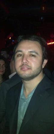 Orkun From Istanbul, Turkey
