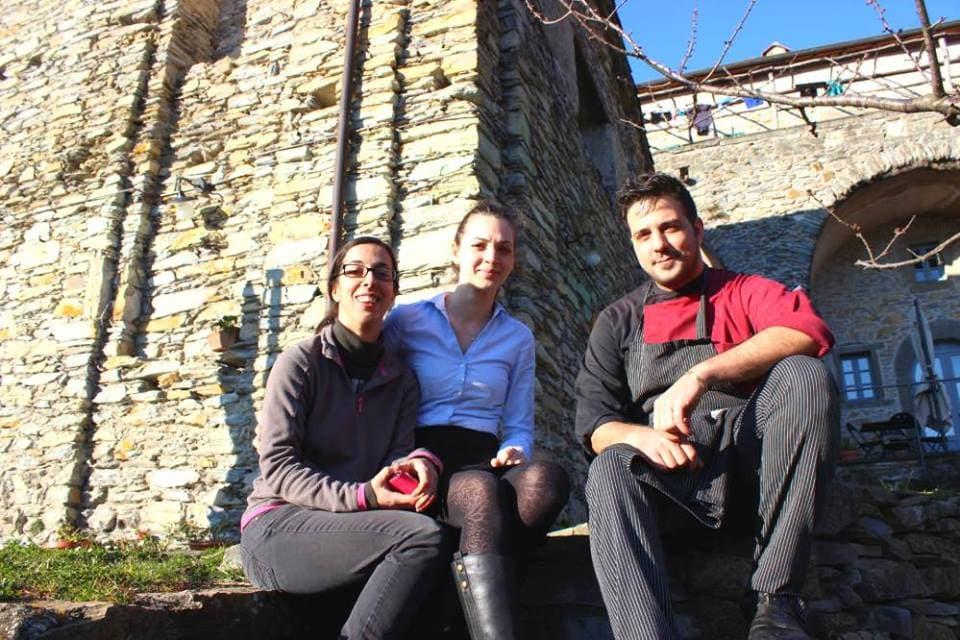 Agriturismo Casa Turchetti from Comano