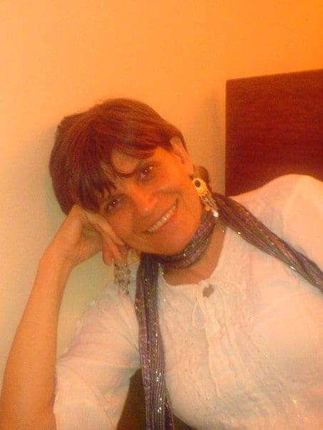 Monica from Mar del Plata