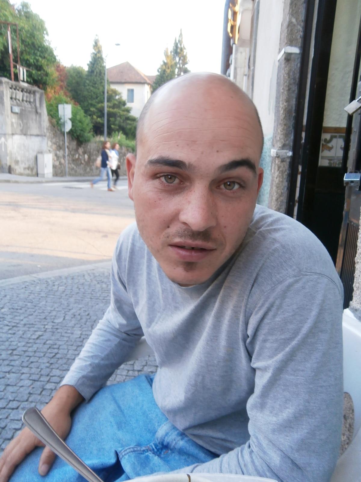 Pedro From Vila Nova de Gaia, Portugal