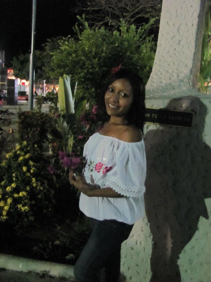Edith from Puerto Escondido