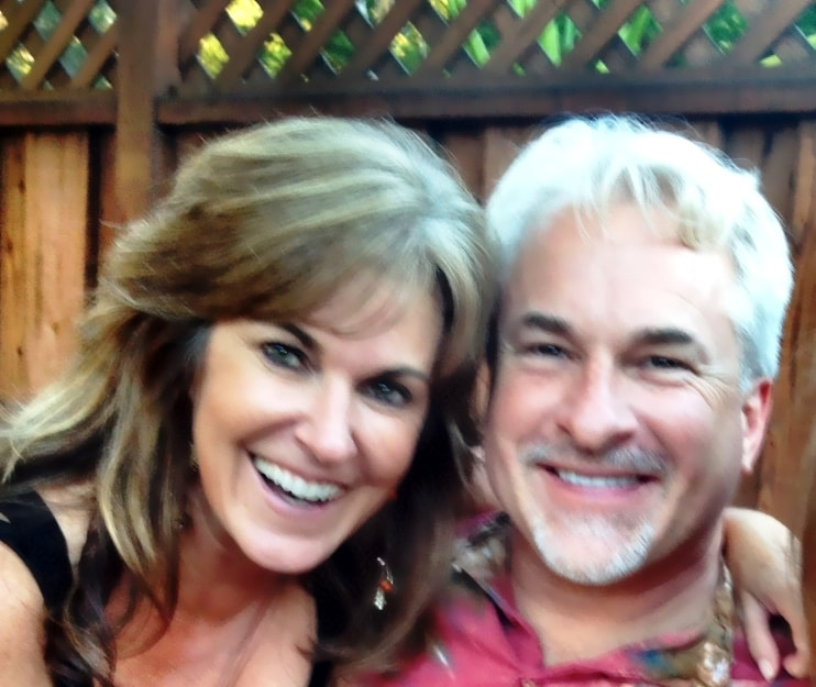 Lisa And Robert from Scotts Valley