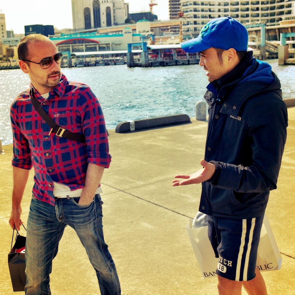 Ken & Nico from Minato