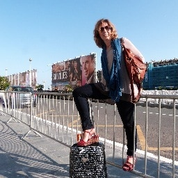Eloisa from Madrid
