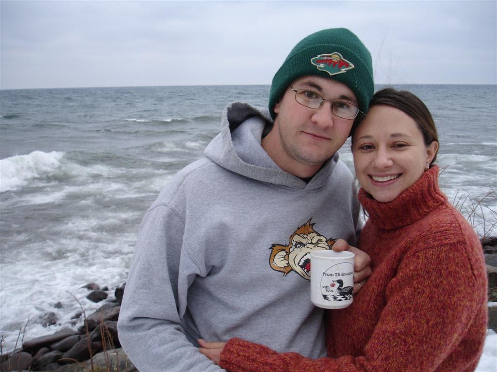 Scott  & Heidi