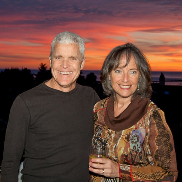 Brenda & Kirk from Half Moon Bay